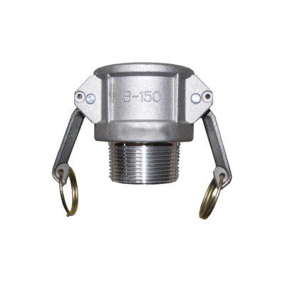 Aluminium Type B camlock