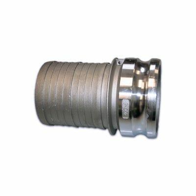 Aluminium Type E Camlock
