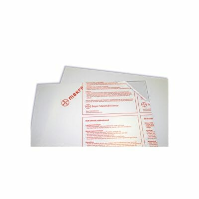 Plastic Sheet | Camthorne Industrial Supplies