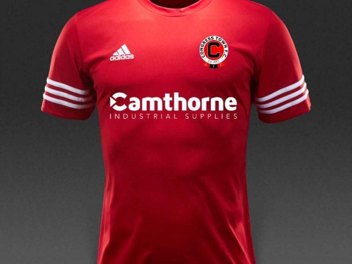 Camthorne sponsors Congress Town FC