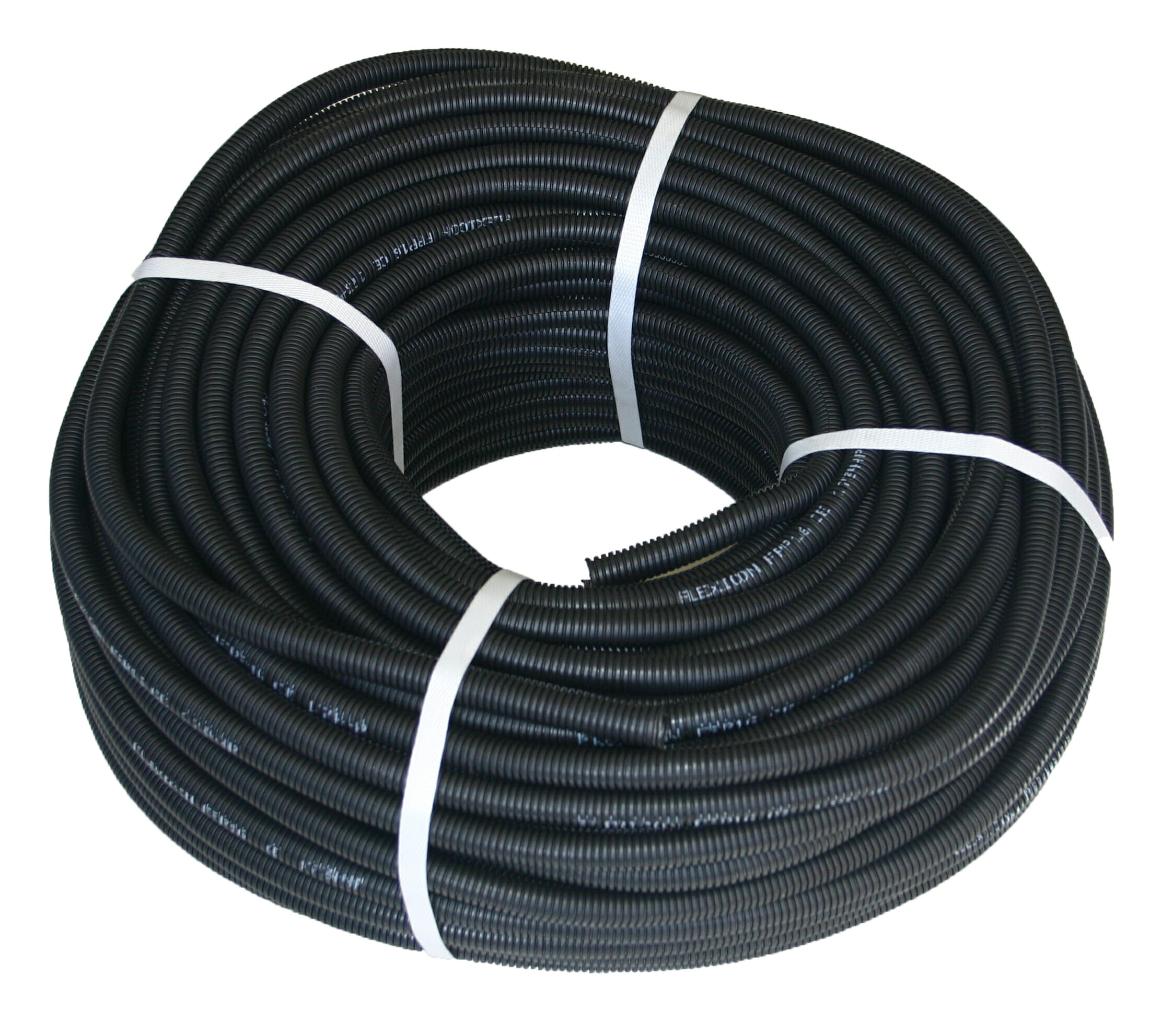 Black Spiral Conduit Split Tube Cable Tidy Wire Loom Harness Electrical Protection