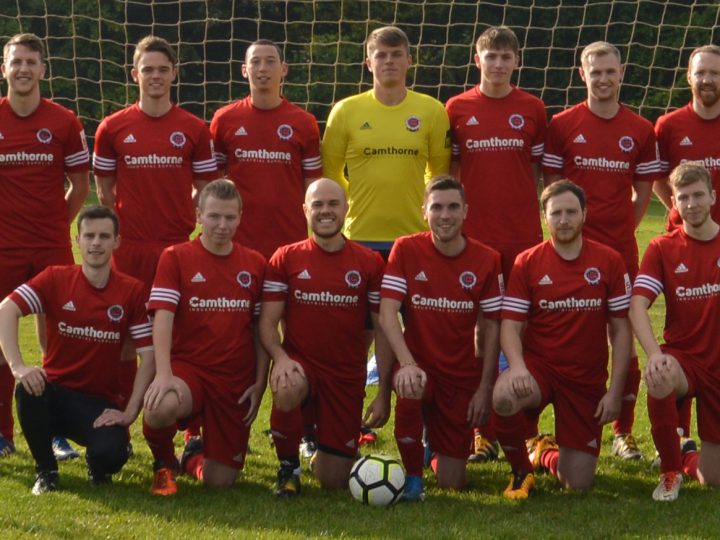 Congress Town FC Squad Photo 2017/18