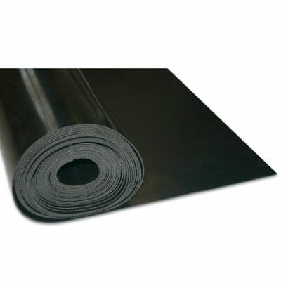 Textile Reinforced Insertion Rubber