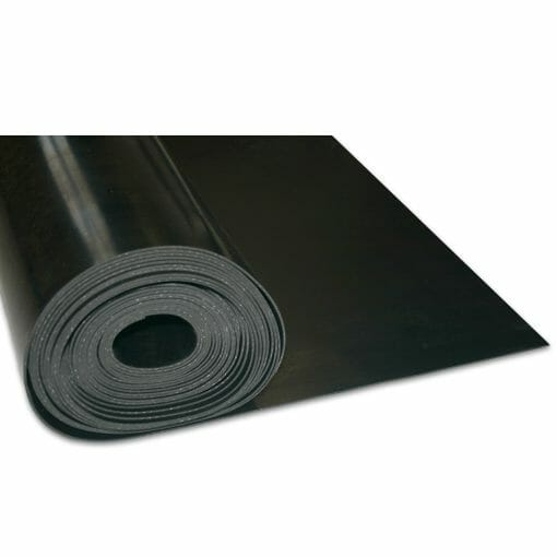 1m Wide x 9.5mm thick Heavy Duty Electrical Switchboard Rubber Matting 3m Length 15kV Tested Non-Slip Safety Mat